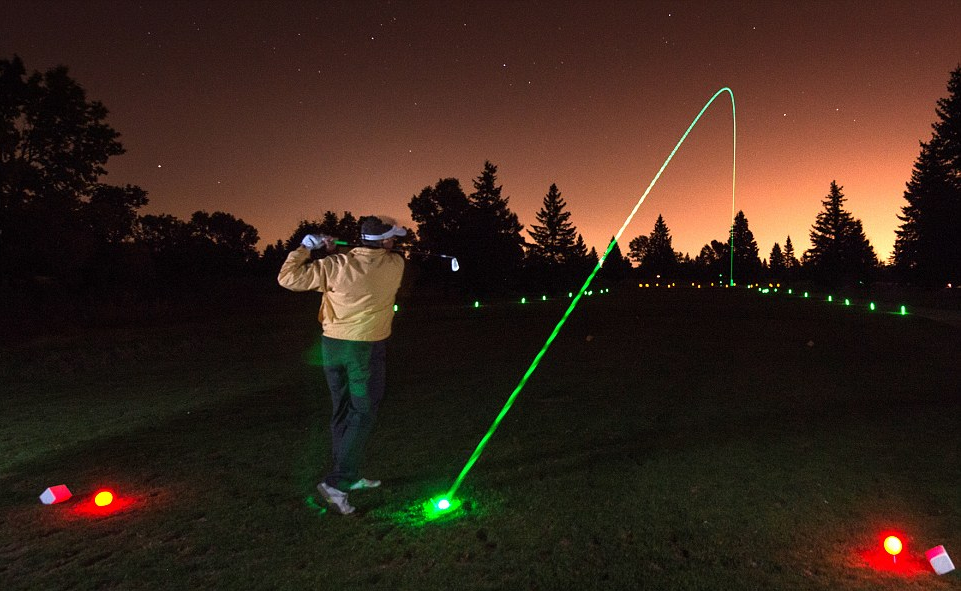 Plantation Lakes Glow in the Dark Golf